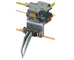 超音波モータカスタム品:X軸Y軸+フィンガー