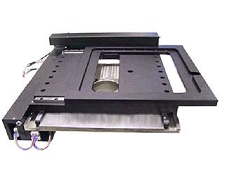 リニアモータステージ(マグネット可動型)X150Y150-101