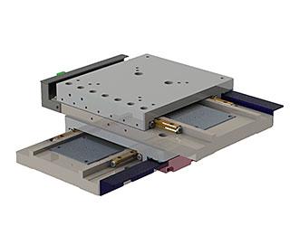 リニアモータステージ(マグネット可動型)XL50YL50-001